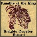Knight's Quester Award 10/11/99